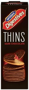 Thins Bitter Chocolate