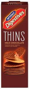 Milk Chocolate Thins