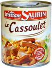 Cassoulet William Saurin