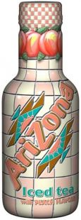 Arizona Peach Ice Tea