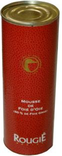 Mousse of Goose Liver