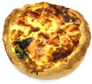Pizza, Quiches, Doughproducts
