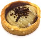 Pear Chocolate Tartlet