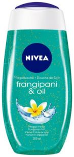 Nivea Frangipani and Oil