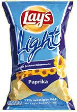 Lay's Light Paprika