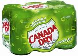 Canada Dry Cans