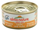 Almo Nature Chicken-Salmon