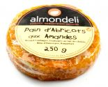 Apricots bread with Almonds