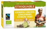 Ginger Lime Tea