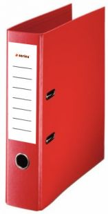 Lever Arch File red 75mm