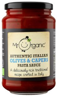 Tomato Sauce Olives Capers