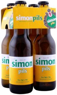 Simon Pils 4pack 4.8°