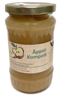 Luxemburgish Apple Compote