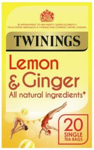 Twinings Lemon Ginger