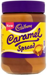 Cadburry Caramel Spread