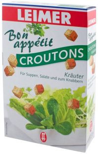 Croutons with Herbs