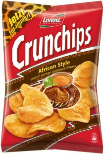 Crunchips African Style