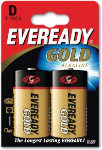 Eveready Gold D