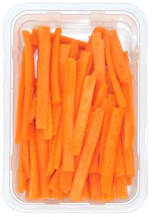 Snacking Carrots