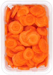 Carrots Slices