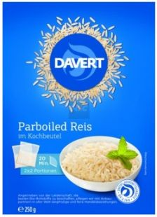 Parboiled Rice 10min