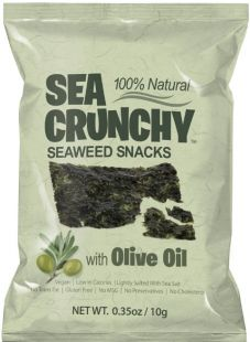 Seaweed Chips Olive Oil