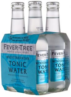 Fever Tree Mediterranean 4x