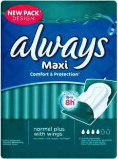 Always Maxi Normal Plus