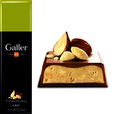Galler Black Praliné Nuts