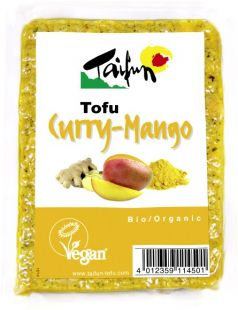 Tofu Curry-Mango