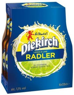 Diekirch Radler Lemon