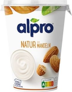 Alpro Almond Yogurt
