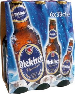 Diekirch 33cl Sixpack