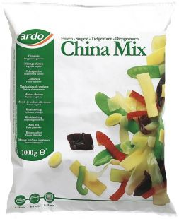 Chinese vegetable mix