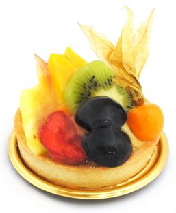 Fruits Small Pie