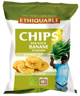 Plantain Banana Chips Salt