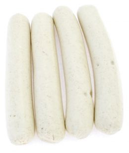 4 Vegetarian Sausages