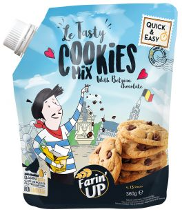 Farin'UP Cookies