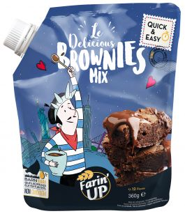 Farin'UP American Brownie