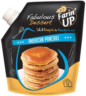 Farin'Up American Pancakes