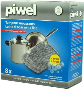 Piwel Pads with Soap