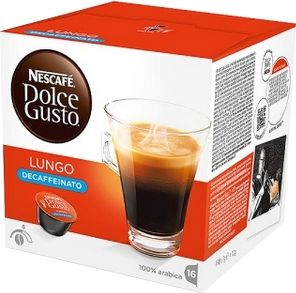 Dolce Gusto Lungo Decaf.