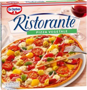 Pizza Vegetale