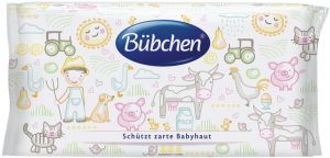 Bübchen Humid Wipes