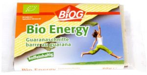 Energy Bar Guarana