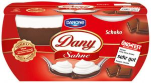 Dany Chocolate Pudding