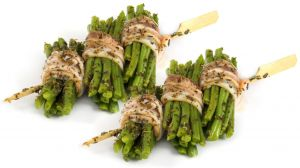 Bean bundle skewers