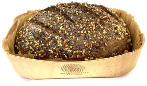 All Black Bread