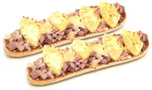 Pizza Baguette Hawai