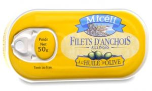 Anchovy filets